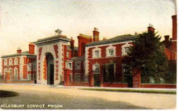 Victorian Prisoners In Buckinghamshire Buckinghamshire County Council